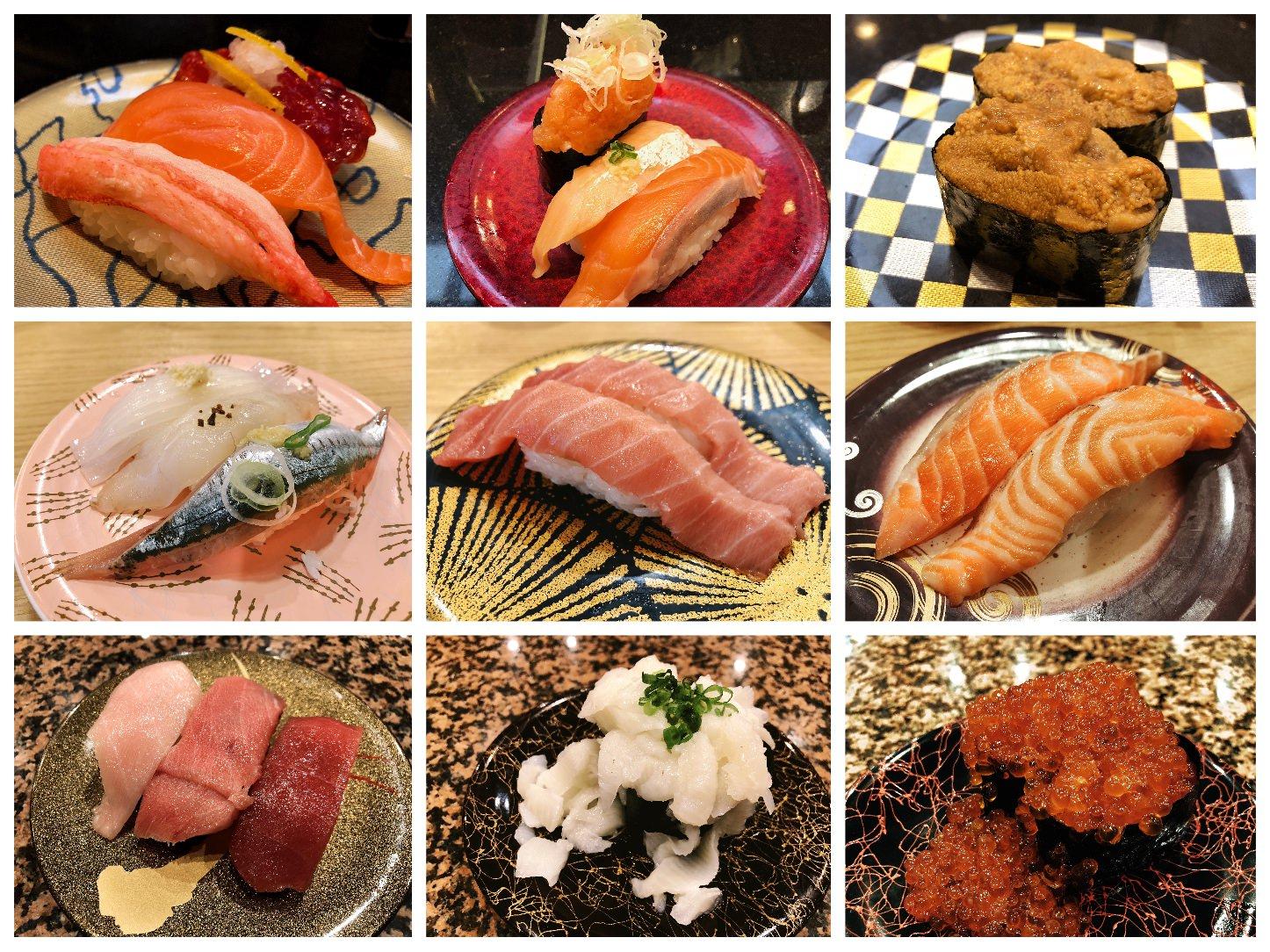 北海道の回転寿司を満喫!「なごやか亭」「トリトン」「とっぴー」をハシゴ
