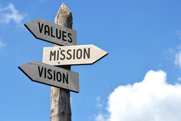 ミッションとビジョンの違い、起業と経営に必須の要素