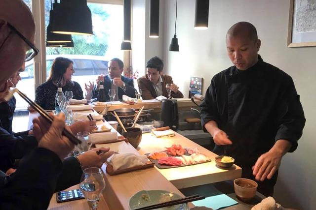 ニースで寿司屋をしてみて気づいた、日本文化の力