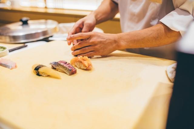 今更聞けない「寿司職人の仕事ってどんななの?」
