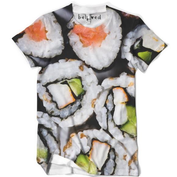 シュール!!世界のSUSHIファッション