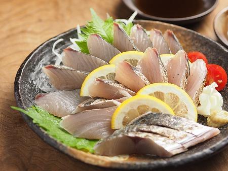 春の魚 / サワラ 場所によって旬が変わる出世魚