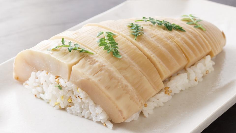 旬の春野菜でお寿司をつくろう!