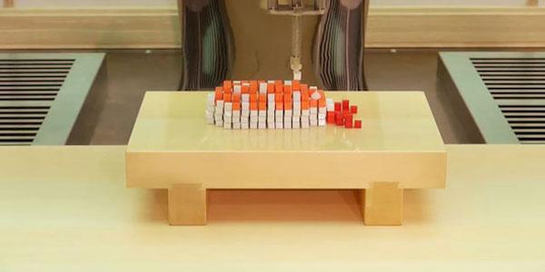 「寿司テレポーテーション」技術がすごい