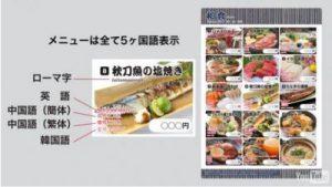 東京都&大阪府の飲食店経営者注目!インバウンド対策に支援金が出るらしい