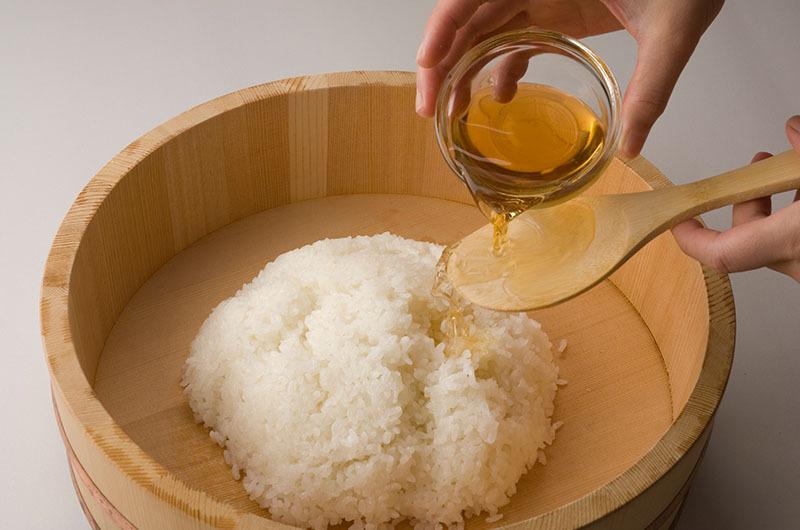 寿司飯の画像