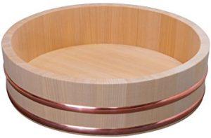職人のための寿司桶の選び方