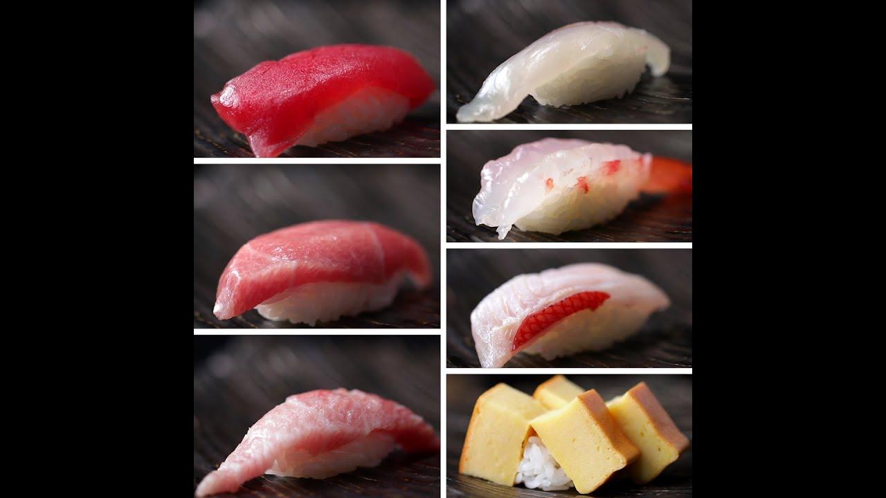 動画 / Movie 鮮やかな職人技。アート・オブ・寿司 Stunning sushi craftsmanship / Art of sushi