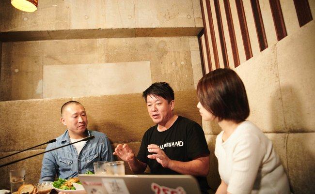 【堀江貴文×井戸実】美味い寿司を握るのに、長い下積みなんていらない