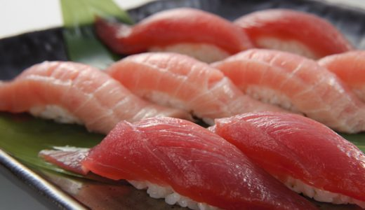 Gone Fishing for the 10 Best Fish for Sushi