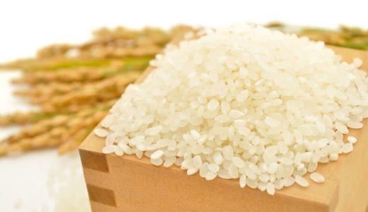 お鮨に使う米の条件って?