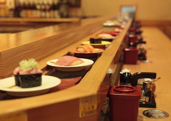 2018年に入って「回転寿司店」の倒産件数が急増