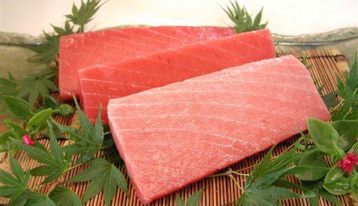 魚の目利き、すしネタの切り方