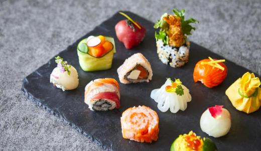 世界フードとなった「寿司」➡「SUSHI」の最進化形が大阪に登場!