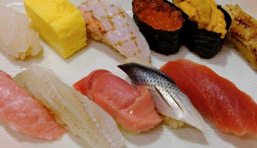 移転前の築地魚市場で、場内&場外の寿司を食べ比べ