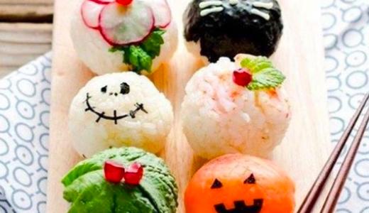 世界のみんなが作ってる!ハロウィン寿司