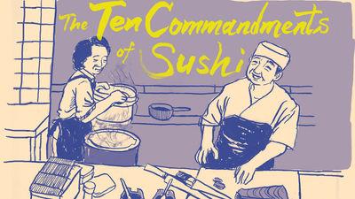 外国人が職人気質の寿司屋で学んだ「寿司の十戒」