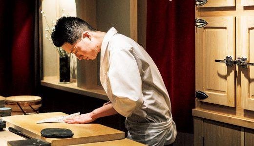 【渋谷 くろ嵜】高みを目指す気鋭の寿司職人は今、まさに味わいどき