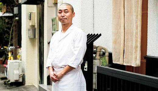 【四ツ谷 鮨わたなべ】魚を語らせたら天下一品な学究肌の寿司職人