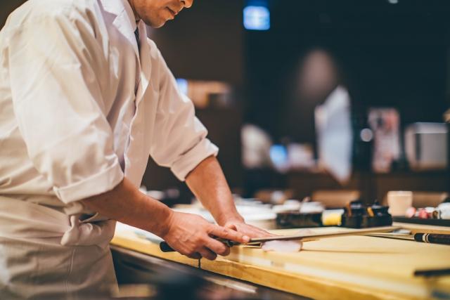 ウットリ!寿司職人の「包丁さばき」動画集