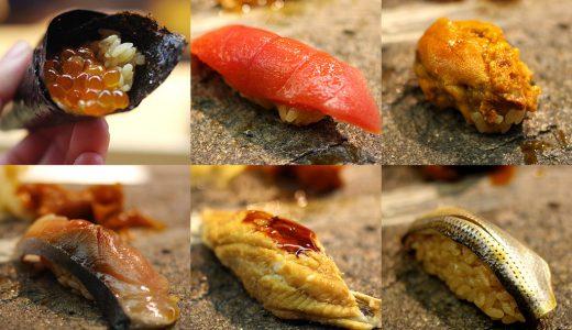 1万円の親方おまかせコースに興奮が収まらない…!旨い魚が集まる「羽田市場」の鮨屋が最高すぎた