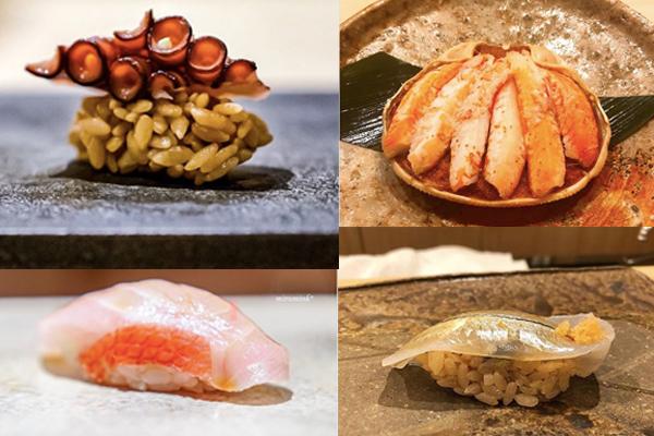 【スシスタグラム】思わず二度見!名店の美しい鮨