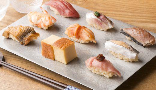 六本木の寿司の名店おすすめ15選(ミシュラン星獲得店含む)