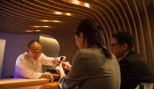 Apple・Amazonに通じる成功法則で「大成功」に導かれた市井の鮨屋