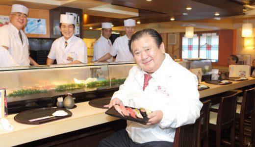 「すしざんまい」で絶対食べるべき、究極の一皿とは!?あの名物社長に寿司への情熱をインタビュー!