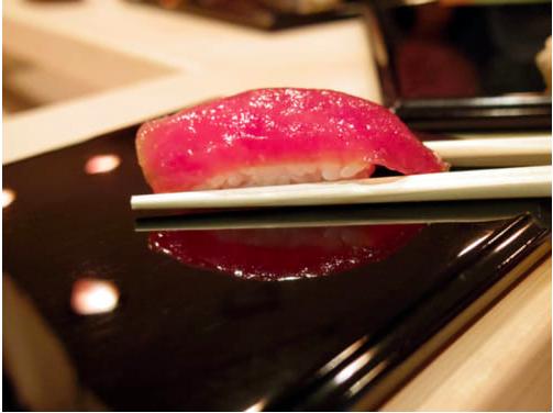 山本益博|「江戸前」の握り鮨は、「まぐろ」がないと始まらない。