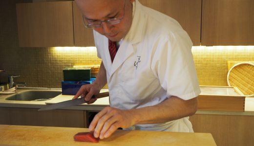 農業、営業マン、タイ料理。「変化を恐れない男」が最後に辿り着いた鮨の道