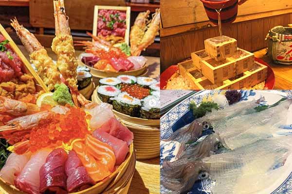 コスパ最強!福岡で話題の鮨&魚料理はこれ!-SUSHI TIMES ORIGINALS-